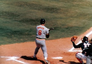 Cal Ripken, Jr Photo R. Anderson