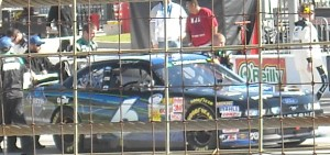 Ricky Stenhouse at TMS