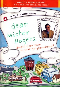 One of several books the Fred Rogers wrote to help people of all ages through difficult times.