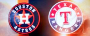Astros 8, Rangers 2