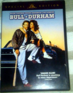 Tomorrow marks the 25th Anniversary of Bull Durham and people have been quoting lines from it ever since. Photo R. Anderson