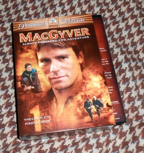 "One of my favorite shows growing up was ""MacGyver."" Recently I got to harness the power of my inner MacGyver to fix so faulty lenses. Photo R. Anderson"