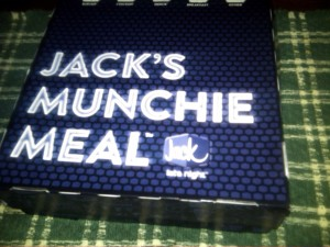 Fast food chain Jack in the Box recently unveiled the Munchie Meal for those people who prefer to get all of their daily calories between the hours of 9 p.m. and 5 a.m. Photo R. Anderson