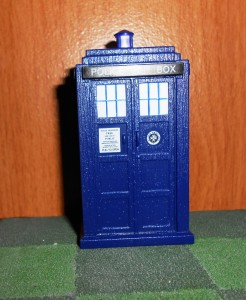 While America was dealing with the killing of its president across the pond Doctor Who was taking his first flight in the TARDIS. A half century, and a few coats of paint later the Doctor and the TARDIS are still having adventures and inspiring the minds of generations. Photo R. Anderson