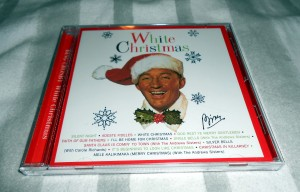 When I was growing up Bing Crosby's Christmas album was a holiday staple. Photo R. Anderson
