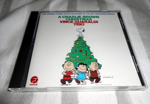 For many Christmas time is not near until they hear the music of Charlie Brown. Photo R. Anderson