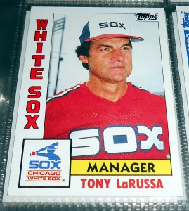In total Tony La Russa managed for 33 seasons with 17 seasons in the American League and 16 seasons in the National League. Hall of Famer Sparky Anderson is the only other manager to win World Series in both leagues.