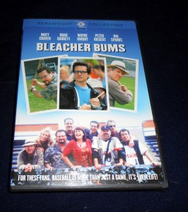 The number 10 movie on the Triple B totally subjective top 10 countdown of baseball movies is Bleacher Bums starring Wayne Knight and Brad Garrett. Photo R. Anderson