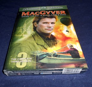 The trend of catching up on television shows from my youth was likely kicked off by rediscovering MacGyver. Photo R. Anderson