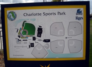 Charlotte Sports Park Map