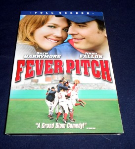 The number 9 movie on the Triple B totally subjective top 10 countdown of baseball movies is Fever Pitch starring Jimmy Fallon and Drew Barrymore. Photo R. Anderson