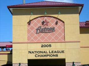 Coming in at number 10, Osceola County Stadium may soon be without a Spring Training tenant as the Houston Astros consider replacing the Ballpark they have called home since 1985. Photo R. Anderson
