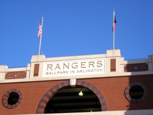 It is likely that fans coming to see the Rangers in the coming years will still see the sky as a study down by previous team owners showed putting a roof over the stadium was cost prohibitive. Photo R. Anderson.