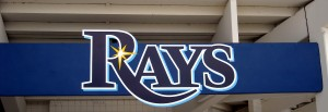 Despite one of the lowest payrolls in baseball the Tampa Bay Rays manage to stay competitive year after year in one of the toughest divisions in Major League Baseball proving that money cannot always buy wins. Photo R. Anderson