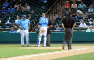 Gary Gaetti has managed the Sugar Land Skeeters for their entire three-year existence. Photo R. Anderson