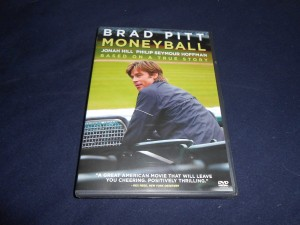 Moneyball starring Brad Pitt and Jonah Hill star in Moneyball which brings the world of sabermetrics to the big screen. Photo R. Anderson