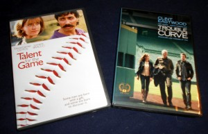 Talent for the Game and Trouble With the Curve are two movies focusing on what it is like to be a scout in Major League Baseball. Photo R. Anderson