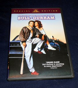 Our last stop on the cinematic countdown to Opening Day is Bull Durham. Photo R. Anderson