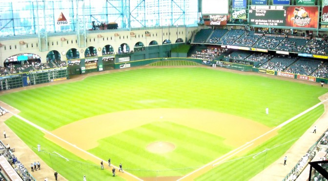 Fate of Tal's Hill at Minute Maid Park Decided by Astros