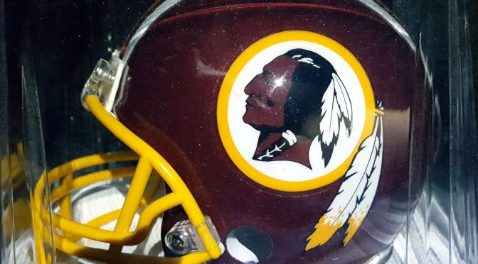 Washington Redskins Announce Name Change Without Announcing New Name