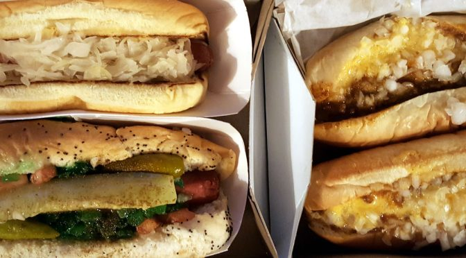 A Patriotic Ode to the Hot Dog